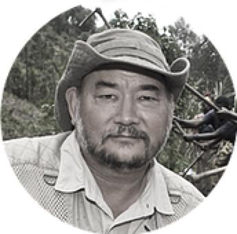 John D. Liu, Giuseppe Tallarico testimonial